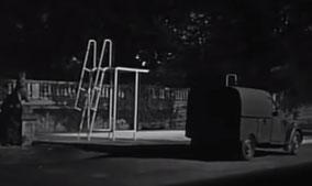 Fourgonnette 2CV sans stop (film les diaboliques)