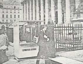 Le barnum de la Bourse en 1970
