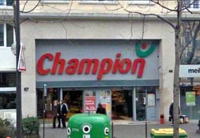 Supermarché Champioh