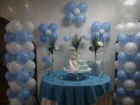 bautizo-decoración-globos