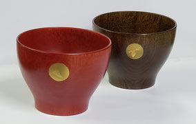 欅ボール(黒摺り/赤摺り)