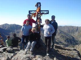 Le Pic du Canigou montagne sacrée des Catalans