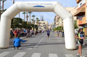 Spanien, Andalusien, Cuevas del Almanzora, Halbmarathon