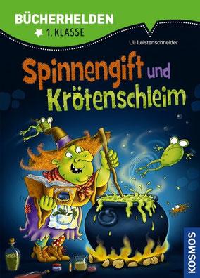 Spinnengift und Krötenschleim, Das Buch zum Spiel von Klaus Teuber