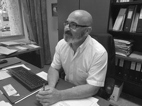 Photo de Ghislain faucher, directeur de la Md du Lot-et-Garonne