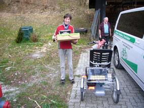Dreiräder stärken das Selbstbewusstsein - Dreiräder vom Experten in der Schweiz