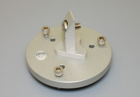 Plateau de fixation AL-210 pour capteur UV distribué par Agralis