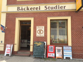 Die Bäckerei Studier in Gusow