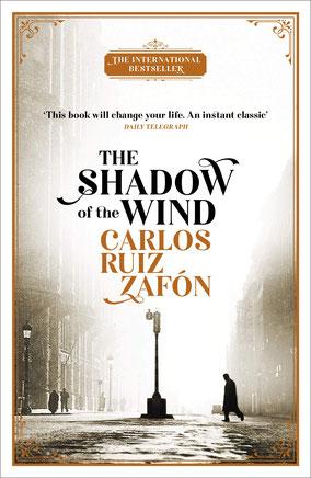 The Shadow Of The Wind by Carlos Ruiz Zafón - Bestseller