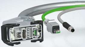 Phoenix Contact Sensor-Aktor-Verkabelung, Steckverbinder