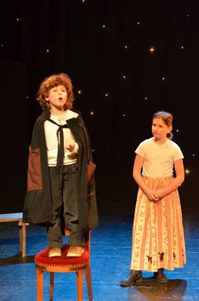 Théâtre du Versant - Biarritz - Stages enfants formation théâtre vacances scolaires