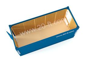 Блок-контейнер ТР20