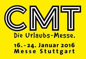 Dreirad-Zentrum zeigt Dreiräder auf der CMT Messe in Stuttgart