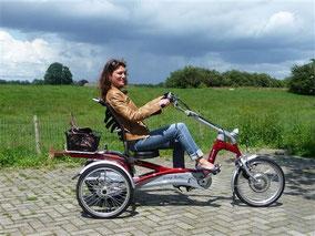 Dreirad für Erwachsene Kleve