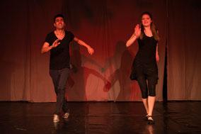 Rubén Bravo Salsa Tanzunterricht