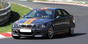 BMW M3 E46 for Rent