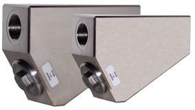 Schutz Filter für Magnetventile der Baureihe 124 / Series 124 mesh protection filter