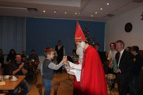Adventsfeier 2013