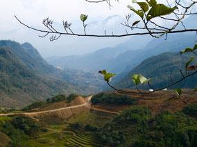 ein herrlicher Panorama-Blick in weite Tal