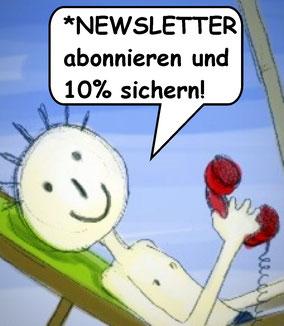 Strichpunkt Newsletter abonnieren