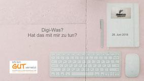 Andrea Gockel - training und event - Vortrag Digitalisierung Unternehmen