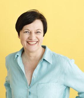 Porträt von Karin Stühn - systemische Beraterin und NLP-Coach.
