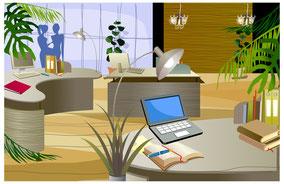 画像:ながた社会保険労務士事務所 業務概要