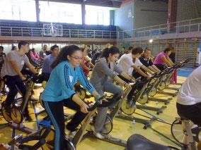 Maraton Fitness 2013 Carlos III