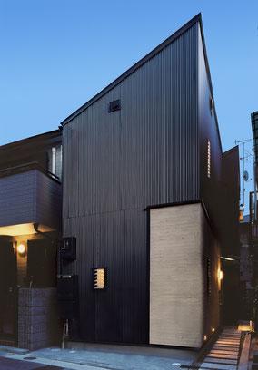 狭小住宅 実例 おひとりさま 建築家