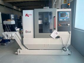 rectificadora cilindrica interiores y exteriores Tschudin