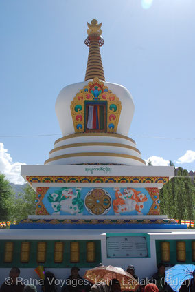 The Stupa of Complete Victory