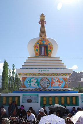 The Enlightenment Stupa