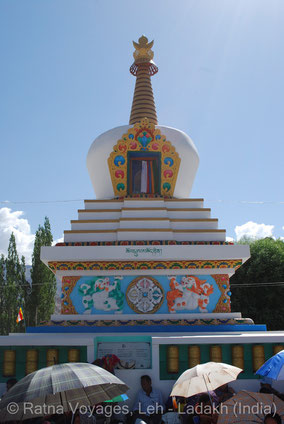 The Great Miracle Stupa