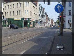 Bochumer Straße -Virchowstraße Foto: © W. Müller
