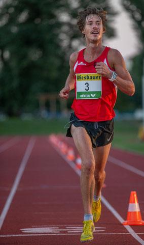 """Martin """"Hamza"""" Mistelbauer läuft tolle 31:32,24 und erreicht Rang 7"""