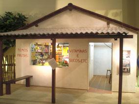 ブラジルのお店