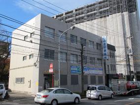 ▲志木駅より徒歩6分の本社ビルの外観