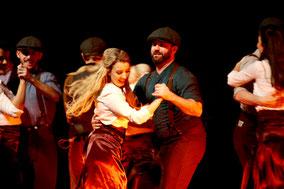 Best of Irish Dance - Celtic Rhythms Künstler auf der Bühne