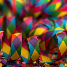 Konfetti Party Dekoration Partyplanung Party planen Geburtstagsparty Teenager organisieren Party Organisation