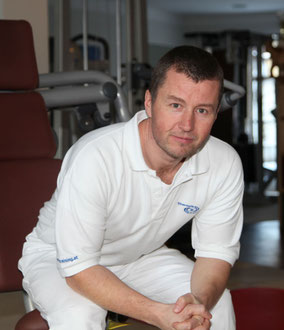 Physiotherapeut Stephan Baumert Vöcklabruck