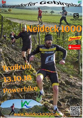 Neideck 1000 ~ Fotos: Peter Fecher