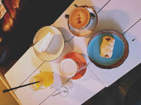 Top 5 coffee places in Berlin