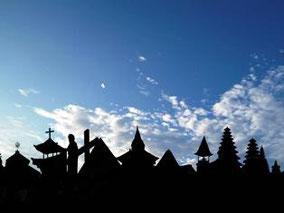 puja mandala à Nusa Dua
