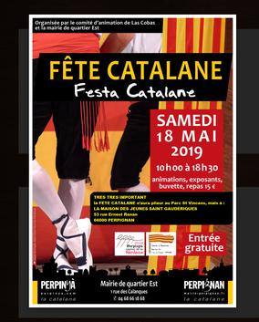 fête Catalane à Perpignan exposition artistes peintre y sera présent Bernard Legros