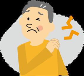 """「五十肩 画像 無料」の画像検索結果"""""""