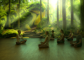 Yoga & more in der suedsee  Christine Neu Bodensee Germany