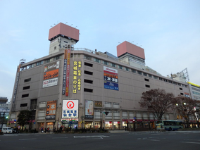 宮城電気鉄道仙台駅