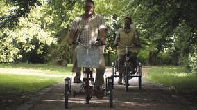 Elektro Dreirad für Senioren