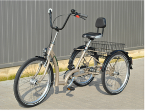 Pfau Tec Comfort Dreirad Elektrodreirad