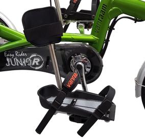 Neue Unterschenkelfixierung für die Van Raam Dreiräder